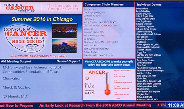 共聚智慧,ASCO前沿科技助力现代医院肿瘤精准治疗新发展